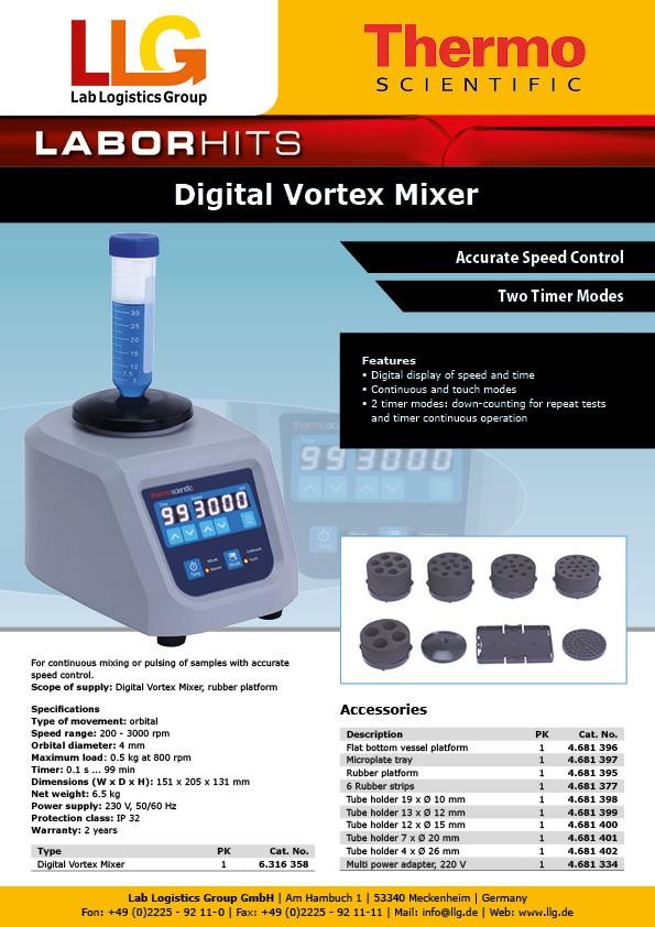 BDL Newsletter Thermo Vortex